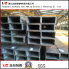 120mmx60mm Black Rectangular Steel Pipe mit Highquality