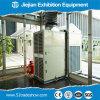 Центральный нагрев воздуха и система охлаждения HVAC для напольной выставки