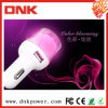 Smartphone를 위한 로즈 Dual USB Car Charger