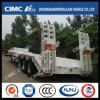 De hete Cimc Semi Aanhangwagen Lowbed van Huajun 3axle