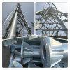 3 다리가 있는 관 마이크로파 강철 격자 탑