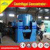 Separadores elevados do centrifugador do ouro da gravidade da máquina de mineração da relação da recuperação de 99%