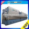 Máquina de dobra da folha de metal do freio da imprensa hidráulica, máquina de dobra da placa