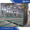 2mm grüner Farbanstrich-Silber-zweischichtigspiegel für Reinigung-Raum