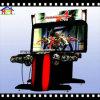 Máquina de jogo da simulação para disparar no mal