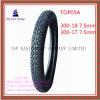300-18, 300-17 lange Lebensdauer, gute Qualitätsmotorrad-Reifen