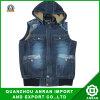 Jeans Vest degli uomini con Hood per Winter (1006)