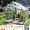 Neuer Stromausfall-Gewächshaus-Garten im Freien