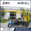 Установленное трактором буровое оборудование добра воды Xy-200t