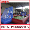Lilytoys Hot Selling Inflatable Football Court per Football Competition (J-SG-021)