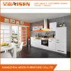 小さい台所単位の経済的なラッカー表面の現代食器棚