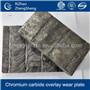 De Slijtvaste Plaat van de Bekleding van het Carbide van het chromium