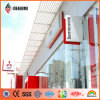 Schild Design Material Aluminum Composite Panel für Gas Station, Roadsign