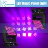 36X12.8W RGBW Osram LED Moving Matrix Stage Lighting (CY-Panel 600)