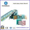 Hola máquina automática horizontal hidráulica de la prensa del papel usado de la prensa