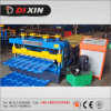 Dx 1100は中国の製造者からの機械を形作るタイルロールを艶をかけた