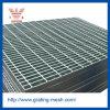 Râpage galvanisé de plancher de barre en acier