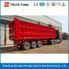 중국 3 Axle 무겁 의무 60ton Dump Semi Trailer Dump Truck Trailer