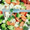 Vegetais misturados Frozen de IQF Califórnia na alta qualidade