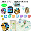 GPS Tracker Watch van jonge geitjes met Camera en Flashlight (D26C)