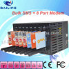 Q2403/Q24plus Dual Band와 Quad Band Modem, 8 Port Dual SIM Card GSM Modem