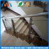 工場供給の構造階段販売のための平らな塀ガラス
