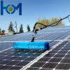 Verre solaire de panneau solaire de fer de l'utilisation 3.2mm de module bas