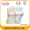 Продать Свинья зерна кожаные промышленной безопасности Рабочие перчатки (22004)