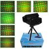Het mini elektronische miniproject van Laser Light Show 12V