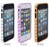 iPhone 5/5s를 위한 호화스러운 Watch Chain Metal Bumper Case