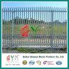IMMERSION chaude Pallisade galvanisé clôturant la clôture de garantie de palissade