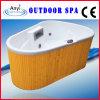 Vasca da bagno di massaggio di figura dell'uovo (AT-2216)