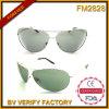 Rahmen-Sonnenbrille-Flieger-Art des MetallFM2828