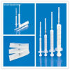 Wegwerfbares Medical Two-Parts Syringe mit Needle in The Individual Blister Package mit CER, ISO, GMP, SGS, TUV