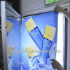 방수 잘 고정된 알루미늄 프레임 LED 가벼운 상자