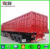 3 차축 600 - 2300mm를 가진 30 - 60 톤 화물 상자 트럭 트레일러 측벽 고도