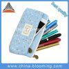 学生の美しい余暇のキャンバスのジッパーの女の子のペンの箱の鉛筆袋