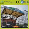 Bekanntmachen Projekt-des Aluminiumschrauben-Stadiums-Beleuchtung-Dach-Binder-Systems