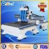 3D Atc Houten Deur die CNC Router voor Snijdende Machine van de Industrie van het Meubilair van de Verkoop de Multi Hoofd snijden