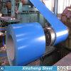 Bobina de acero de PPGI, bobina de acero prepintada de Galvanzied
