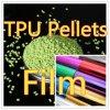 Los pellets de plástico TPU de Cine de Grado