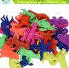 Giocattoli di plastica di crescente biologia marina animale dei giocattoli dell'oceano che impregnano espansione