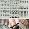 Модный стикер ногтя стикеров искусствоа ногтя переноса воды усика