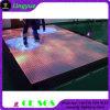 Iluminação interativa do estágio do diodo emissor de luz Dance Floor dos pixéis do disco 12X12 do DJ