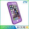 La caja púrpura del teléfono móvil de 5.5inch Lifeproof para el iPhone 6 más impermeabiliza