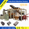 具体的な空のブロック機械製造者の赤いペーバーの煉瓦機械