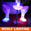 Tabourets de barre lumineux de meubles de DEL