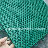 La talla estándar de la cancha de básquet modular se divierte los azulejos de suelo plásticos