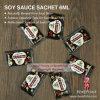 salsa di soia giapponese 6ml in sacchetto