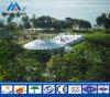 8X8m Aluminium-Zelle-Pagode-Zeltgazebo-Zelt